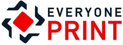 every one print logo